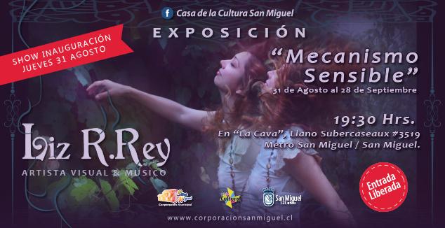 """Exposición """"Mecanismo Sensible"""""""